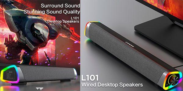 Barra sonido Lenovo L101 barata SuperChollos