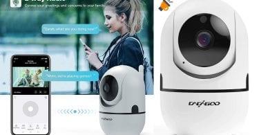 oferta camara vigilancia wifi cacagoo barata SuperChollos