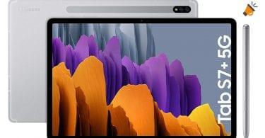 oferta Galaxy Tab S7 barata SuperChollos