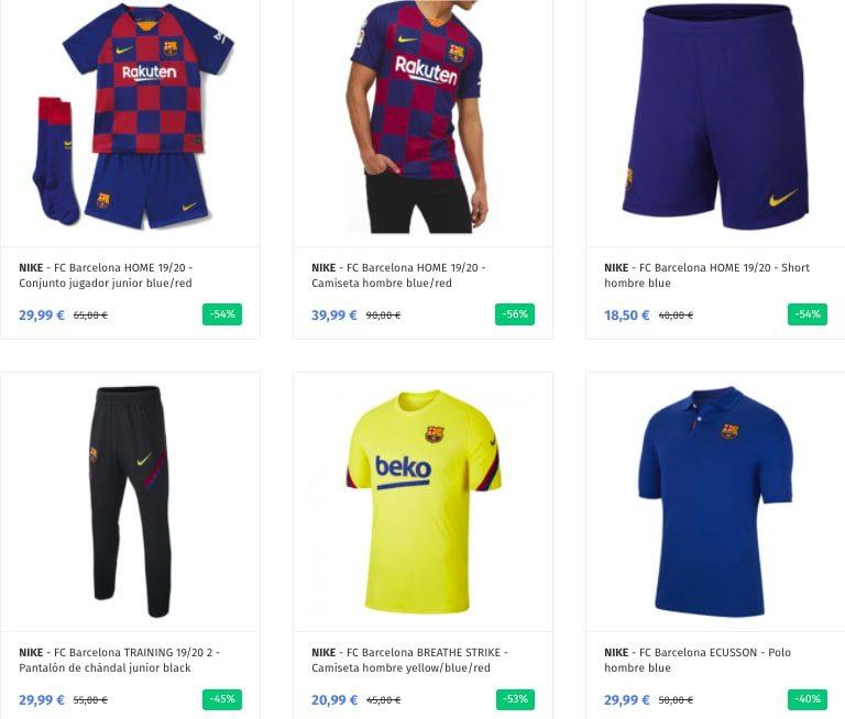 Productos oficiales FC Barcelona baratos1 SuperChollos