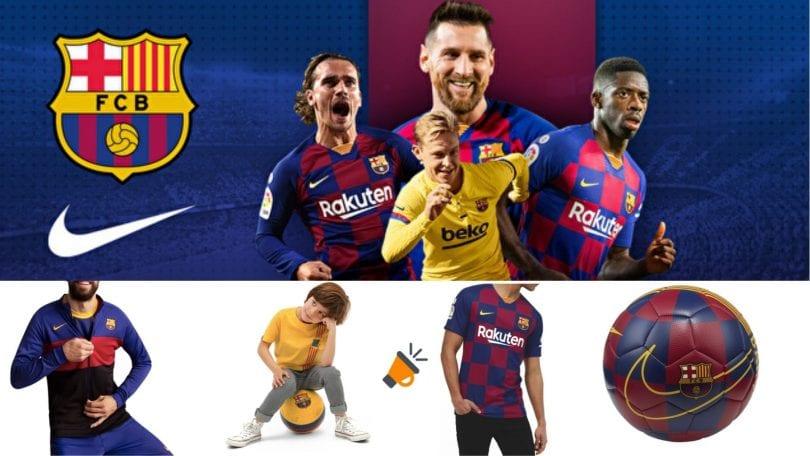 ofertas productos oficiales fc barcelona SuperChollos