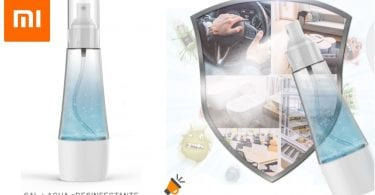 OFERTA generador desinfectante xiaomi barato SuperChollos