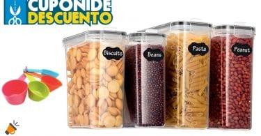 oferta recipientes cereales aitsite baratos SuperChollos