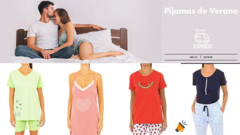 dreivip pijamas verano SuperChollos