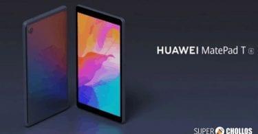 oferta HUAWEI MatePad T8 barata SuperChollos
