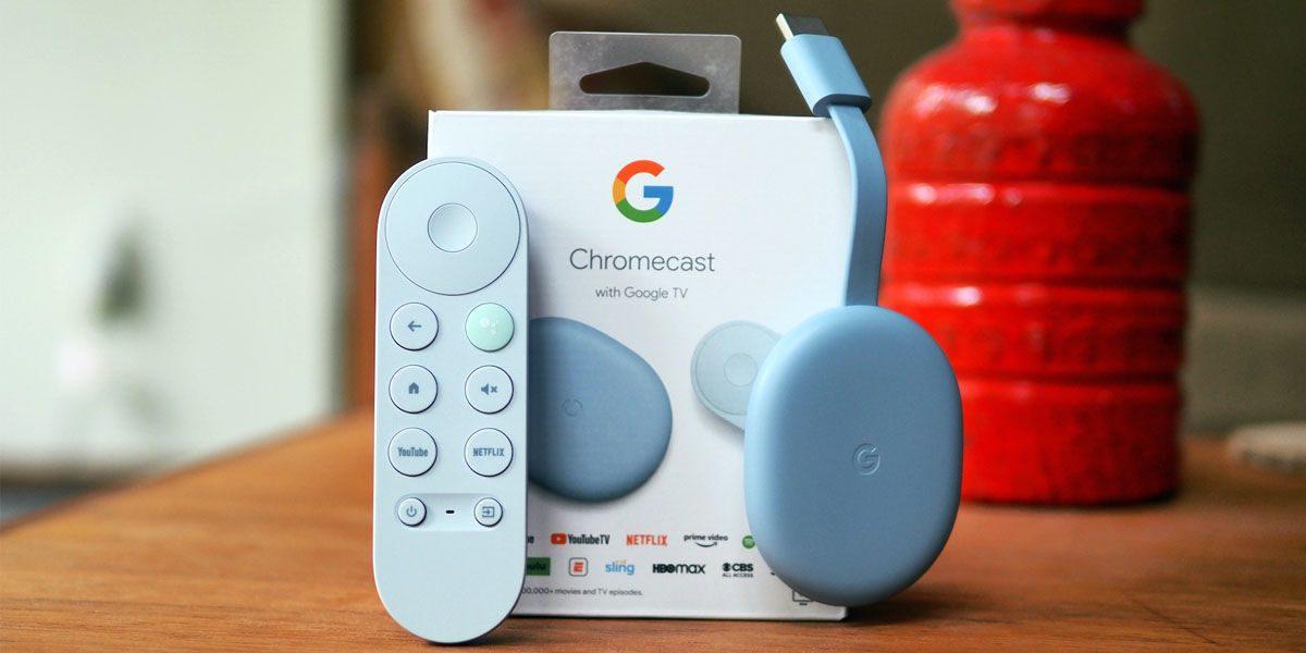 Google Chromecast Google TV SuperChollos