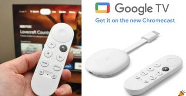 oferta google chromecast google tv barato SuperChollos