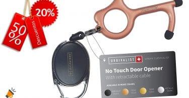 oferta URBIVALIST%C2%AE Abrepuertas sin contacto barato SuperChollos