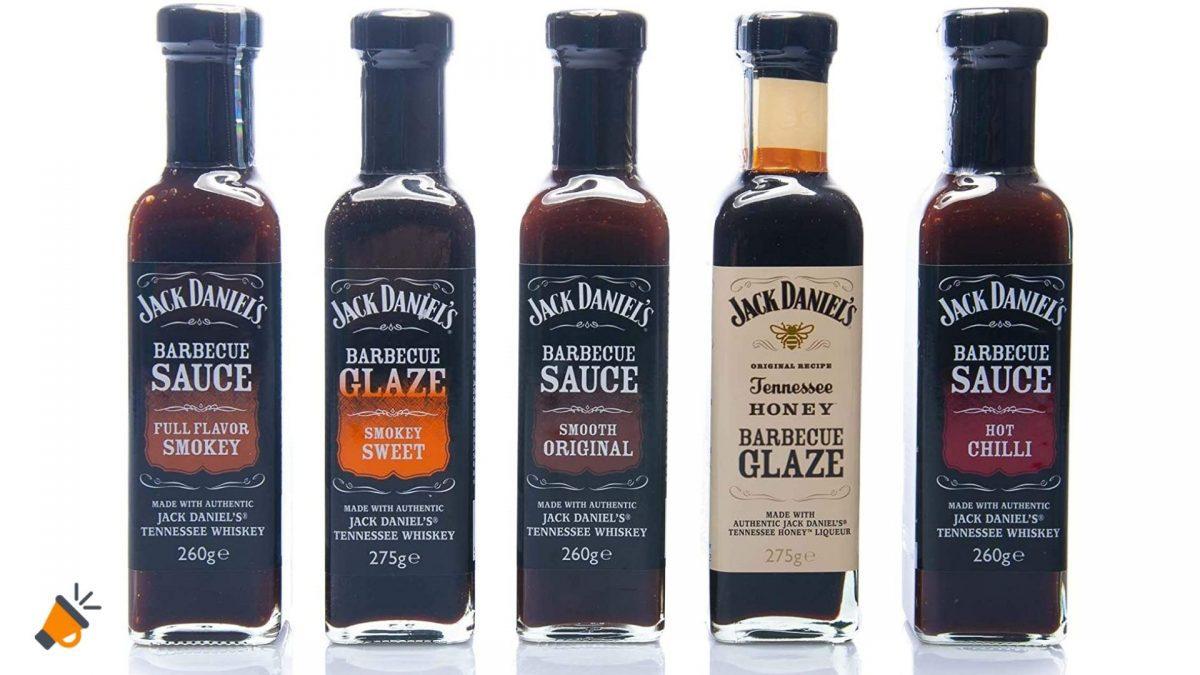 oferta Salsas barbacoa Jack Daniels baratas scaled SuperChollos