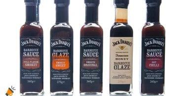 oferta Salsas barbacoa Jack Daniels baratas 1 SuperChollos