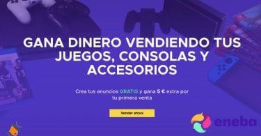 oferta 5 euros gratis eneba SuperChollos