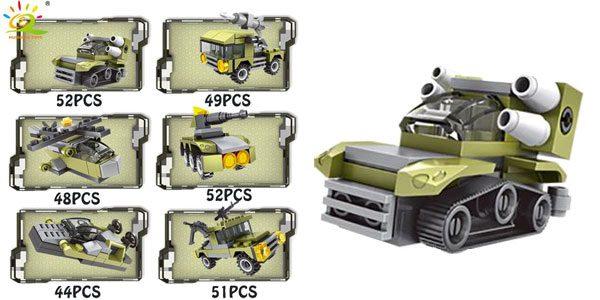 Vehi%CC%81culos de combate LEGO barato SuperChollos