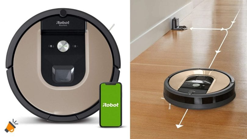 OFERTA iRobot Roomba 966 barato SuperChollos