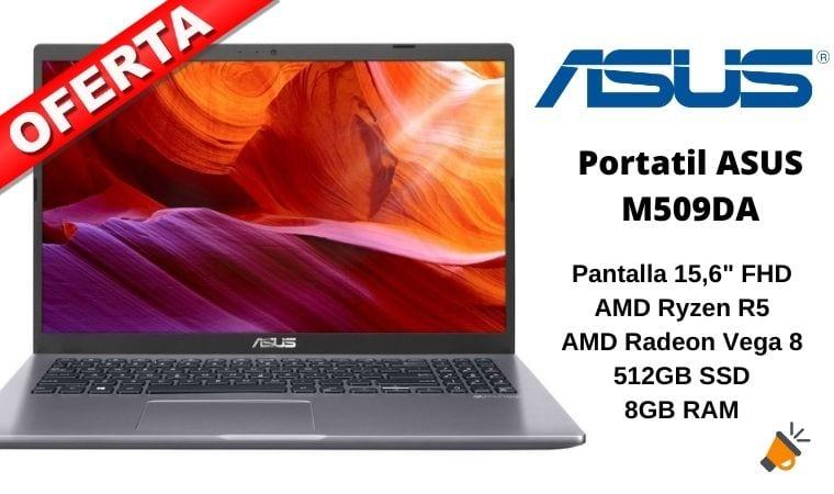 oferta ASUS M509DA EJ025 barato SuperChollos
