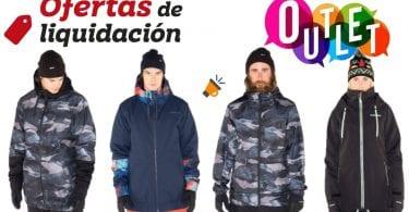 ofertas chaquetas esqui baratas SuperChollos