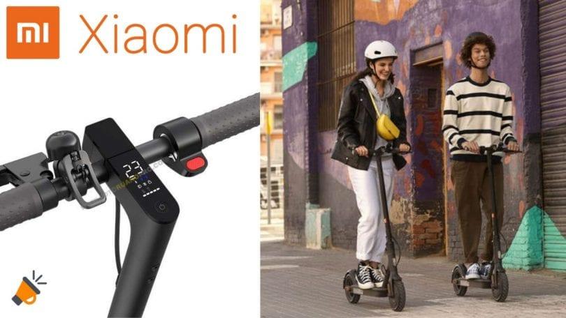 oferta Xiaomi Mi Electric Scooter Essential barato SuperChollos
