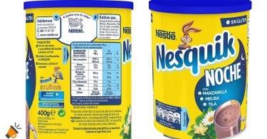 oferta Nesquik Noche barato SuperChollos