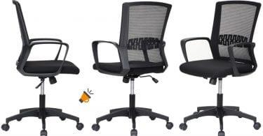 oferta Douxlife%C2%AE DL OC03 silla oficina barata SuperChollos