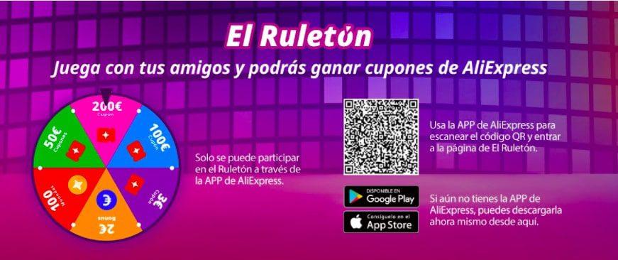 ruleton aliexpress 2 SuperChollos