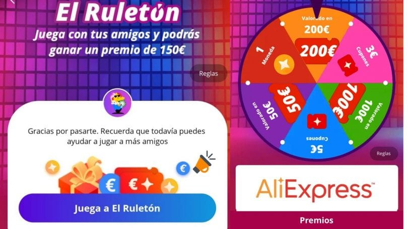 ruleton aliexpress SuperChollos