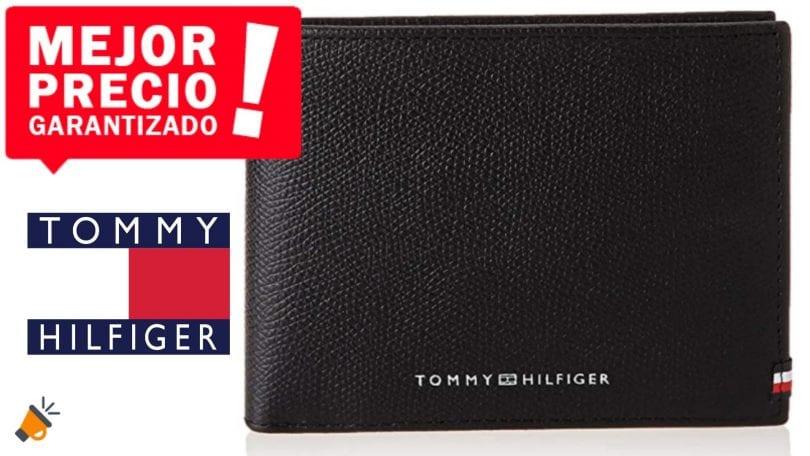 oferta cartera Tommy Hilfiger Business barata SuperChollos