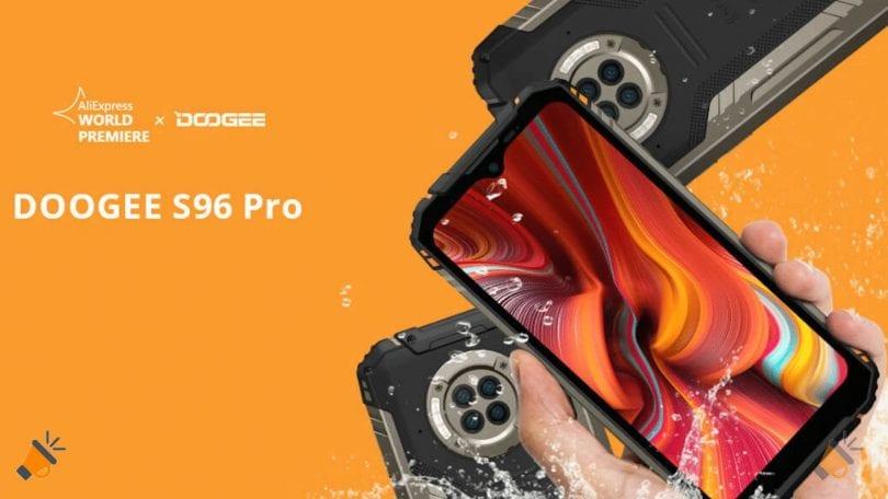 oferta DOOGEE S96 Pro barato SuperChollos