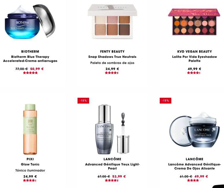 Ofertas destacadas Sephora1 SuperChollos
