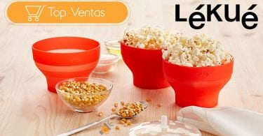 oferta lekue popcorn mini boles baratos SuperChollos