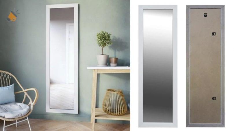 oferta Espejo rectangular Mia INSPIRE barato SuperChollos