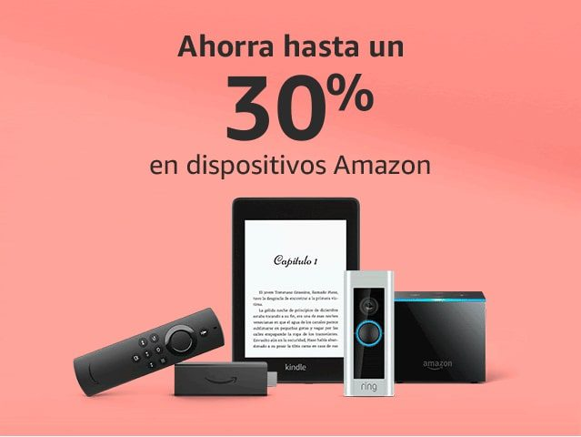 dispositivos amazon SuperChollos