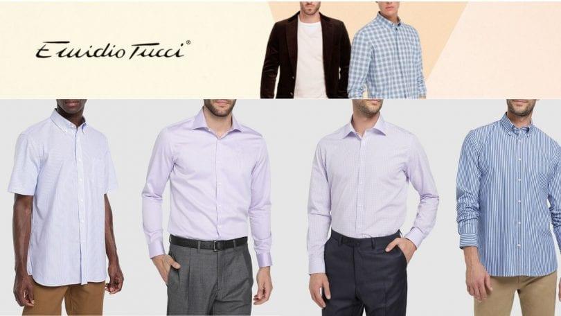 ofertas Camisas Emidio Tucci baratas SuperChollos