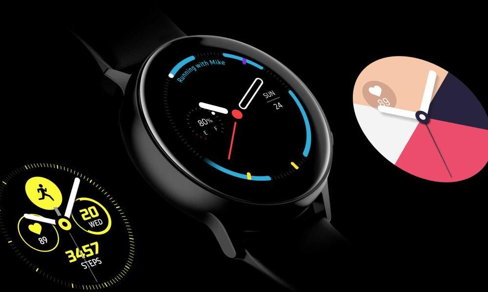galaxy watch active watchface 1 SuperChollos