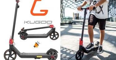 oferta KUGOO KIRIN Mini 2 barato SuperChollos