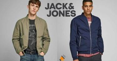 oferta Jack Jones Jjerush Bomber Noos barata SuperChollos