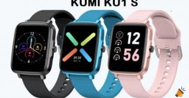 oferta Xiaomi Kumi KU1s barato SuperChollos