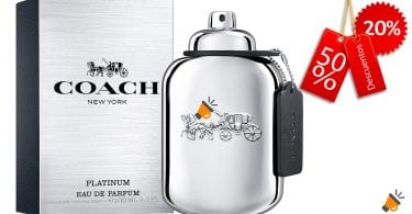 oferta Coach Platinum barata SuperChollos
