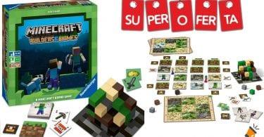 oferta Minecraft Builders Biomes barato SuperChollos