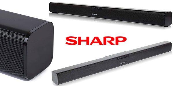 Barra sonido Sharp HT SB110 barata SuperChollos