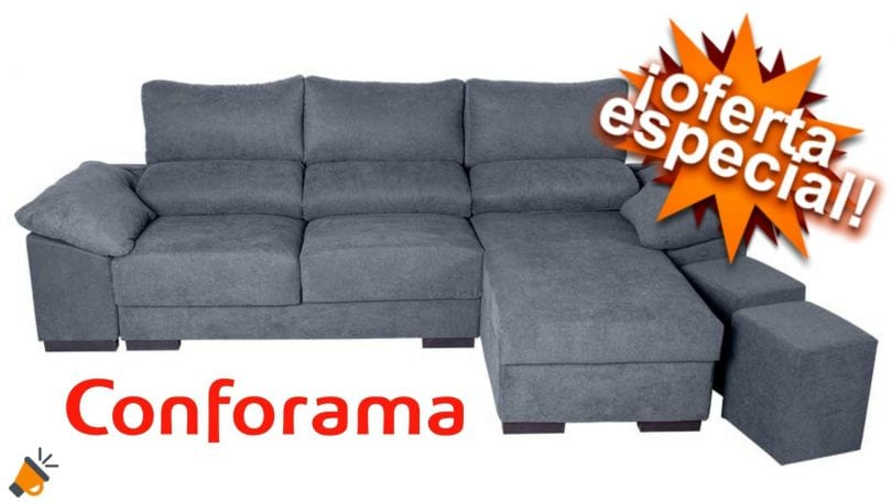 OFERTA Chaise longue rebeca barato SuperChollos