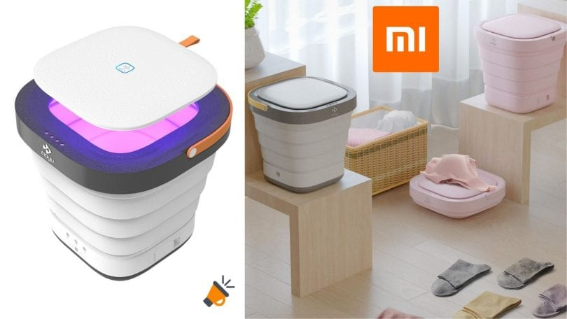 oferta Lavadora Xiaomi Youpin Moyu barata SuperChollos