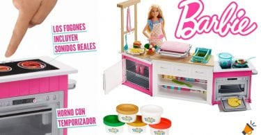 oferta Barbie Quiero ser superchef barata SuperChollos