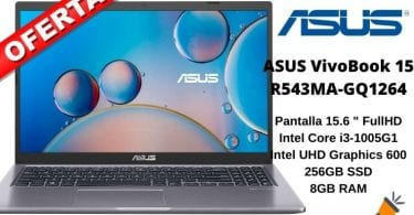 oferta ASUS VivoBook 15 R543MA barato SuperChollos