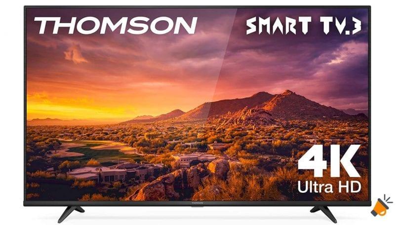 oferta THOMSON 65UG6300 barata SuperChollos