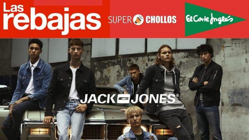 ofertas jack jones corte ingeles SuperChollos