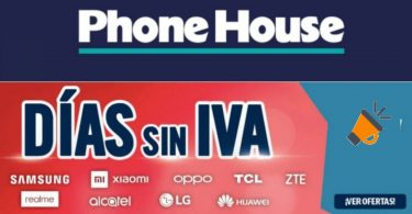 ofertas phone house dias sin iva SuperChollos