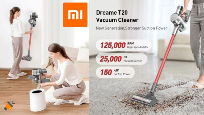 oferta Xiaomi Dreame T20 barata SuperChollos