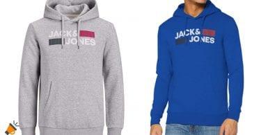 oferta Sudadera Jack Jones Logo SuperChollos
