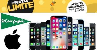 ofertas corte ingles iphones baratos SuperChollos