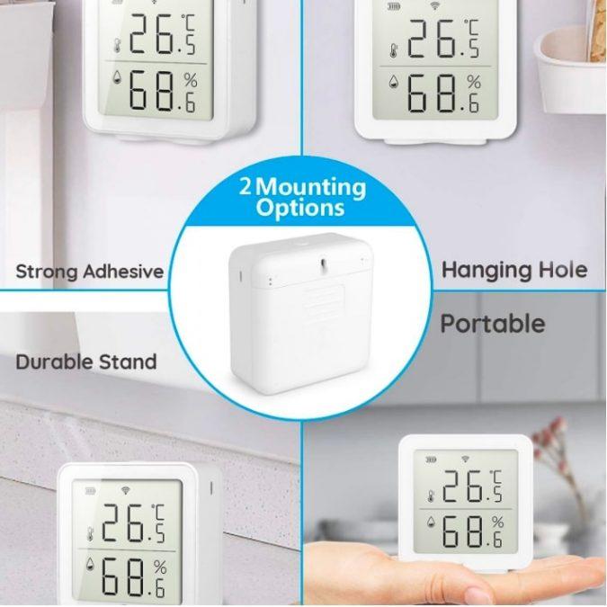 Sensor temperatura Tuya barato SuperChollos