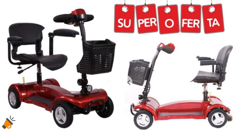 oferta Silla Movilidad Especial K1 barata SuperChollos